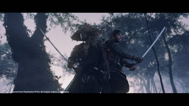 Ghost of Tsushima / Credit: Sony Interactive Entertainment