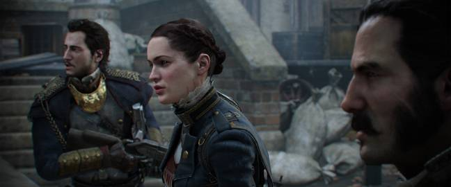 The Order: 1886 / Credit: Sony Computer Entertainment, Ready At Dawn