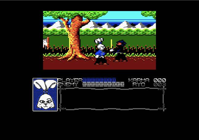 Samurai Warrior: The Battles of Usagi Yojimbo / Credit: Beam Software, MobyGames