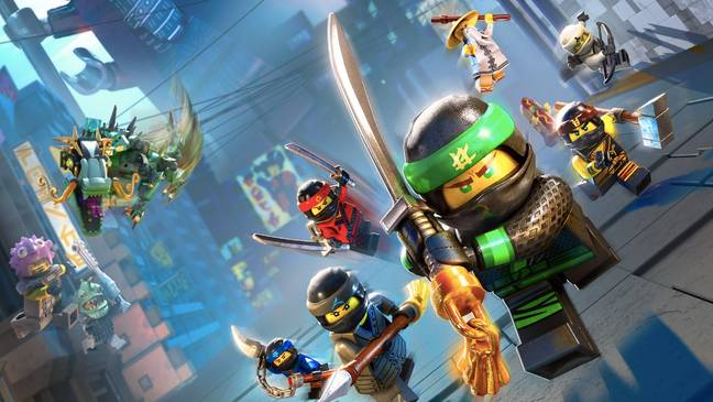 The LEGO Ninjago Movie Videogame / Credit: Warner Bros., TT Fusion