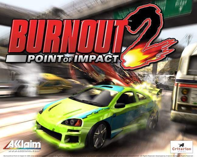 Burnout 2: Point of Impact / Credit: Acclaim, Criterion Games