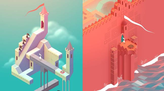 Monument Valley / Credit: ustwo games