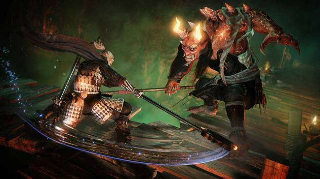 Nioh / Credit: Sony Interactive Entertainment