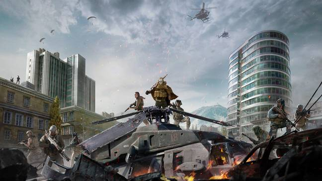 Call of Duty: Warzone / Credit: Raven Software