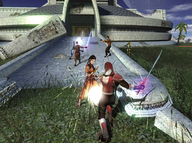 76: Star Wars: Knights Of The Old Republic