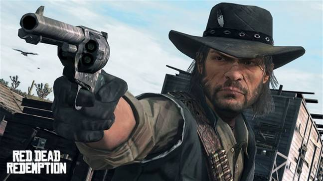 31: Red Dead Redemption