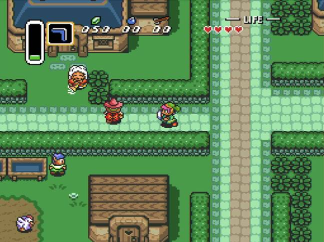 55: The Legend of Zelda: A Link to the Past