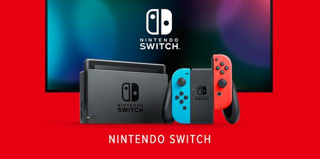 The Nintendo Switch continues to sell in big numbers / Credit: Nintendo