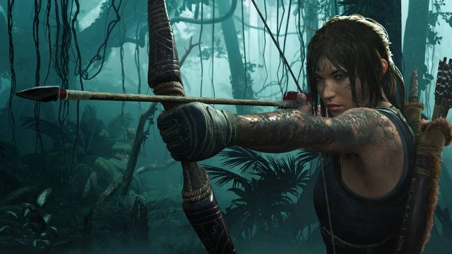 Lara Croft as she appears in 2018's 'Shadow of the Tomb Raider' / Credit: Square Enix, Crystal Dynamics