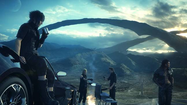 Final Fantasy XV / Credit: Square Enix