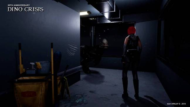 Dino Crisis Fan Remake Looks Gloriously Grizzly In New Trailer