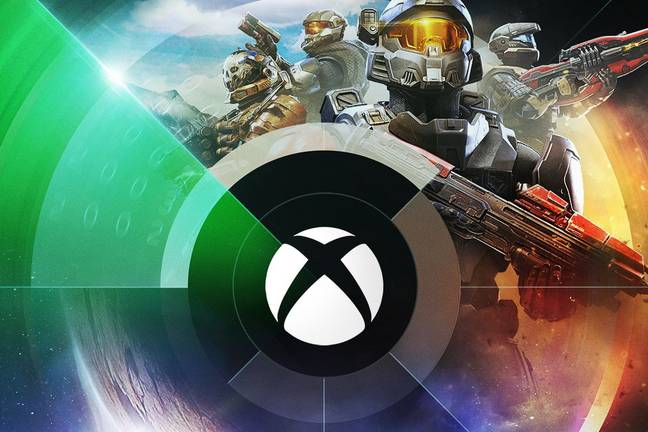 Xbox's E3 imagery shows Halo and Starfield will feature