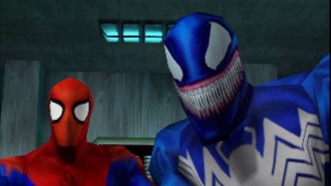 Spider-Man PS1 / Credit: Neversoft
