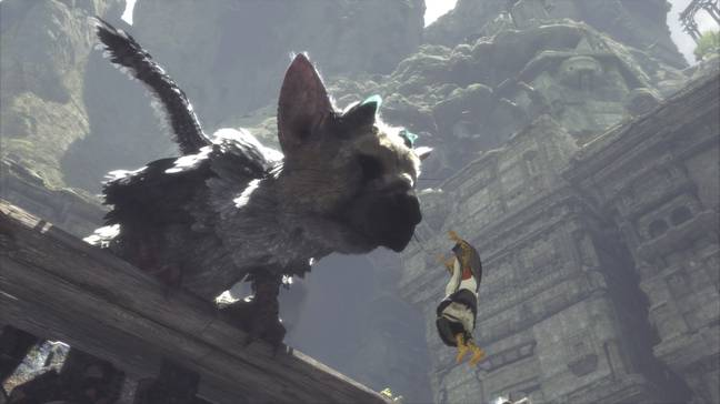 The Last Guardian / Credit: Sony