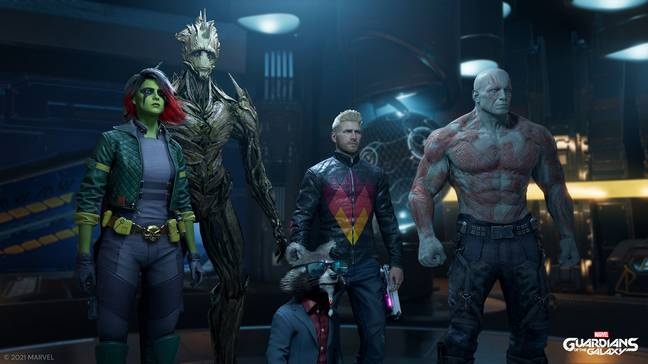 Marvel's Guardians of the Galaxy / Credit: Square Enix