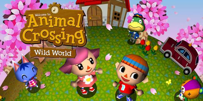 91: Animal Crossing: Wild World