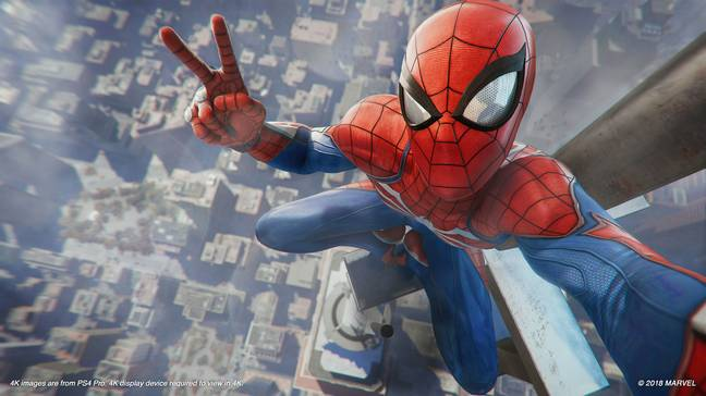 Marvel's Spider-Man / Credit: Sony Interactive Entertainment, Marvel