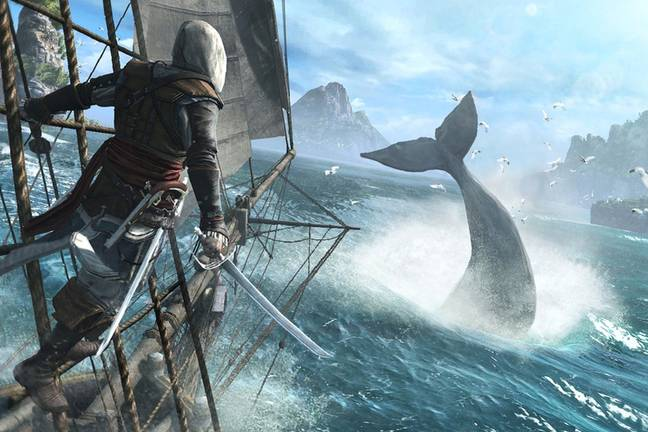 99: Assassin's Creed IV: Black Flag