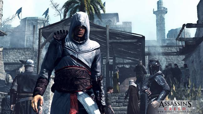 Assassin's Creed / Credit: Ubisoft, MobyGames