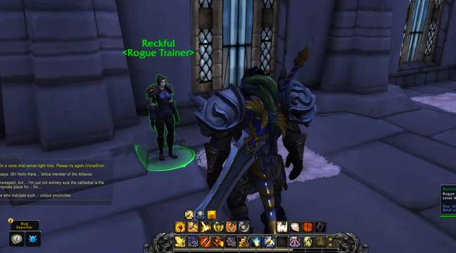 Reckful in World Of Warcraft / Credit: Blizzard