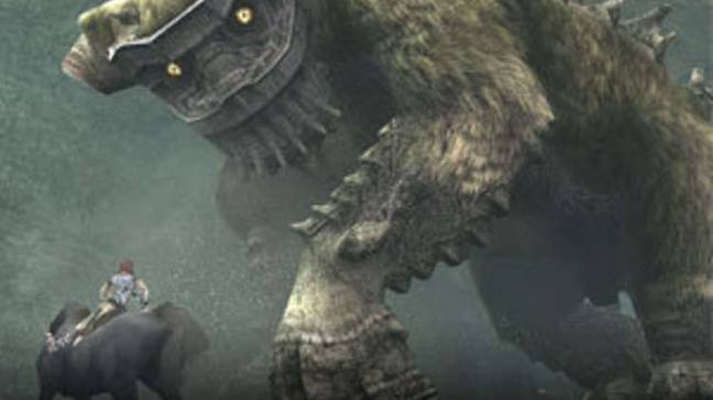 82: Shadow of the Colossus