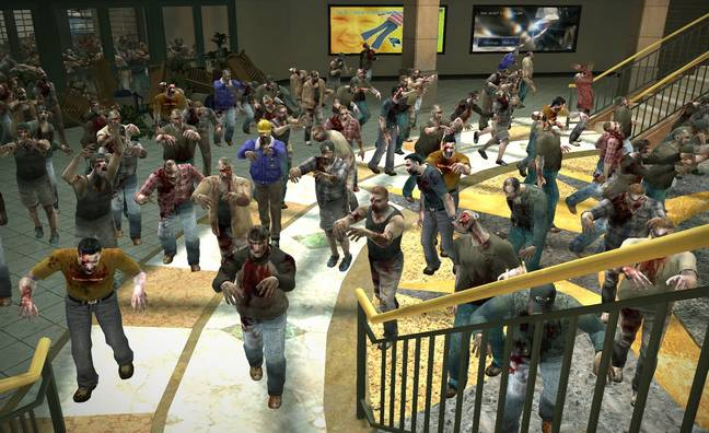 'Dead Rising' was an HD-gen game that wasn't easily playable by those with vision disabilities / Credit: Capcom