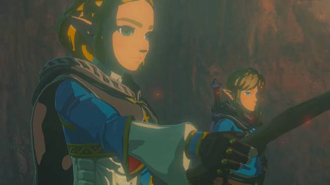 All we've seen of the 'Breath of the Wild' sequel so far is one teaser trailer / Credit: Nintendo