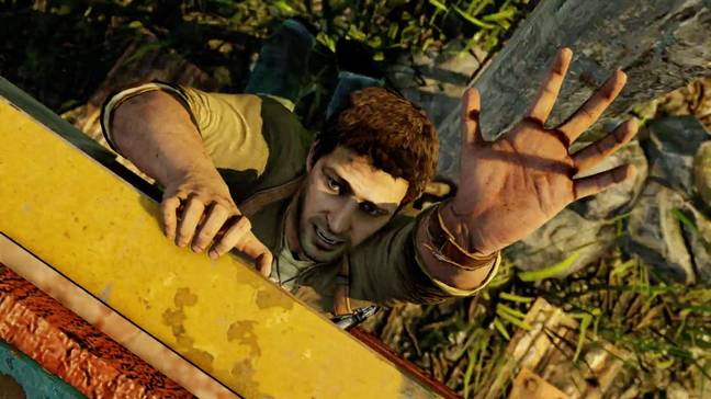 30: Uncharted 2: Among Thieves