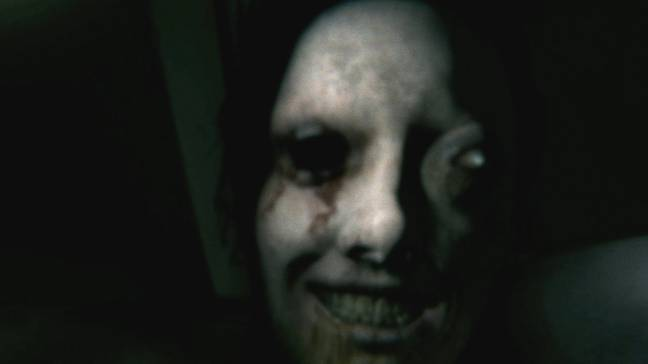 Lisa in 'P.T.' / Credit: Konami, Sony Interactive Entertainment