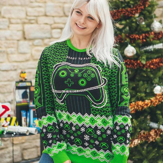 Xbox Christmas Jumper