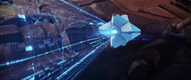 Ghost in Destiny / Credit: Bungie, Activision