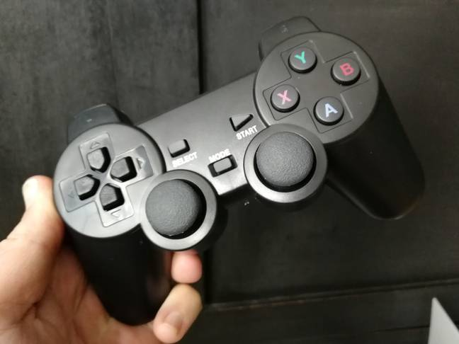 This is the boxed-in controller. You will want to bin it immediately, and use literally anything else.