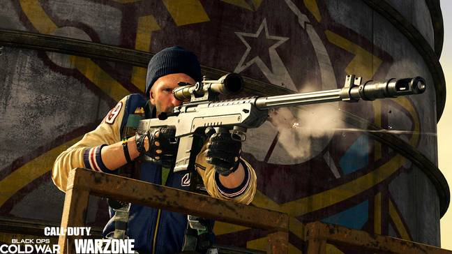 'Call Of Duty: Warzone' / Credit: Activision Blizzard
