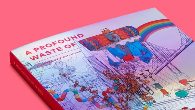 The special edition of APWOT issue two / Credit: A Profound Waste of Time