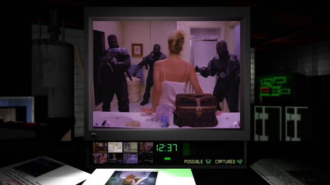 The 25th anniversary edition of Night Trap, on Steam / Credit: Screaming Villains, Digital Pictures