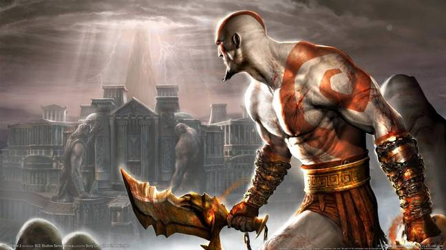God of War 2 / Credit: Sony Computer Entertainment