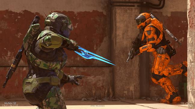 The Days of Red vs Blue are over / Credit: Xbox Game Studios