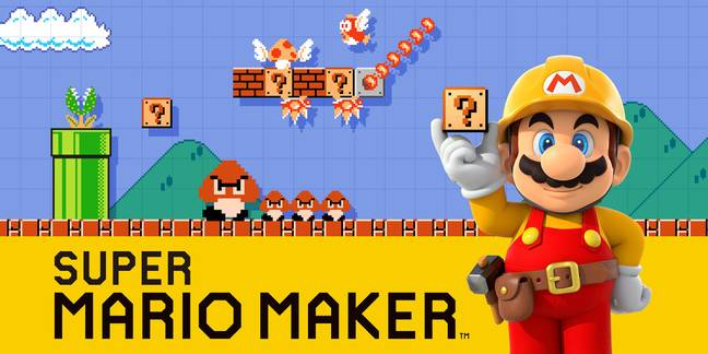 Super Mario Maker / Credit: Nintendo
