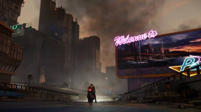 Cyberpunk 2077 / Credit: CD Projekt Red