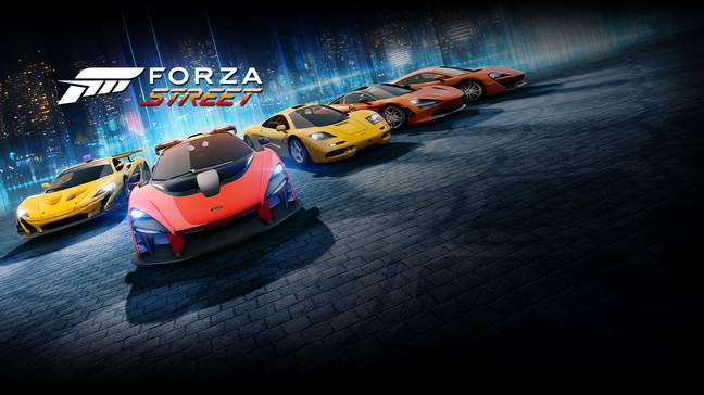 Forza Street is a game on the App Store that uses Unreal Engine / Credit: Xbox Game Studios