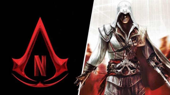 A Live-Action Assassin's Creed Series Is Coming To Netflix