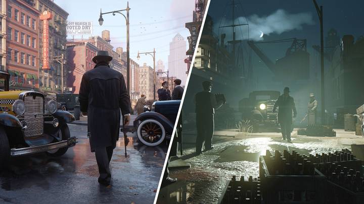 What Open-World Games Can Learn From 'Mafia: Definitive Edition'