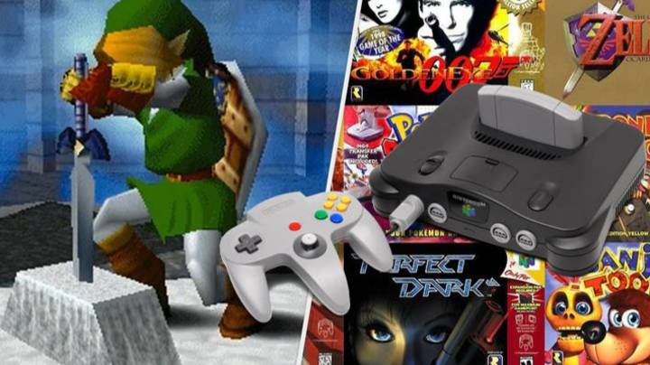 Nintendo 64 Classics Finally Coming To Switch, Says Insider