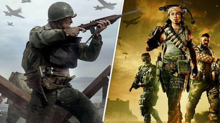 'Warzone' Getting A World War II Map To Tie In New Call Of Duty
