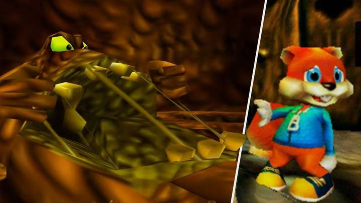 'Conker's' Great Mighty Poo Fight Is Troubling The Xbox Series X