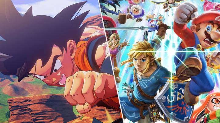 Smash Bros Creator Confirms Goku Will Never Be In The Game, Sorry Guys