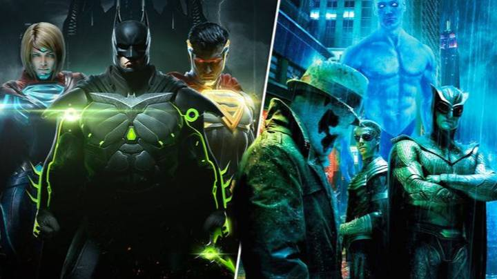 'Injustice 3: Gods Will Fall' Appears Online Following Watchmen Crossover Rumours