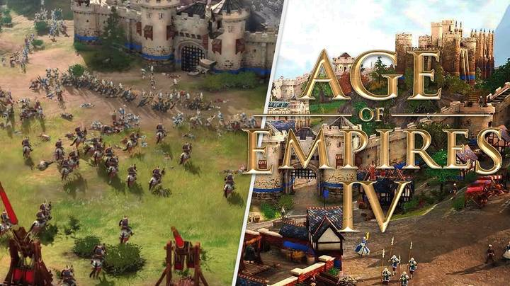 'Age Of Empires 4' Dev Says The Game Feels Like Classic AOE, RIP My Social Life