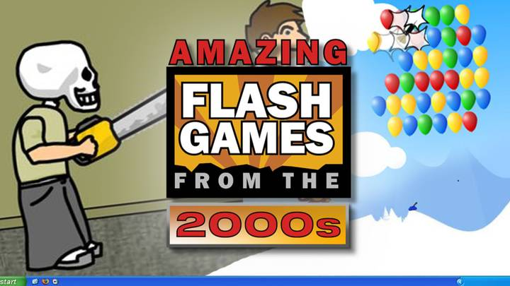 Amazing Flash Games From The 2000s (That Distracted Us From School)