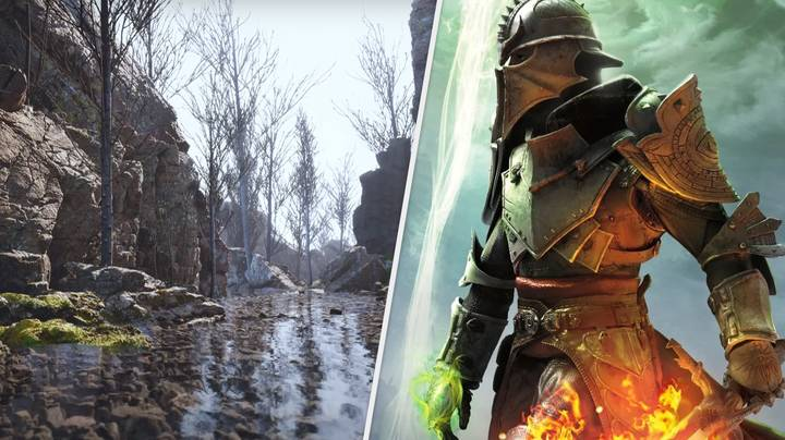 Dragon Age Running In Unreal Engine 5 Has Us Seriously Excited For The Future